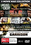 War Collection (5 Movies) - 2-DVD Set ( Language of the Enemy / To End All Wars / Savage Justice / Prisoner in the Middle / Garrison ) ( A House Divided (Mount of Olives) / Warhead )