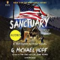 Sanctuary: A Postapocalyptic Novel (The New World, Book 3) (       UNABRIDGED) by G. Michael Hopf Narrated by Keith Szarabjka