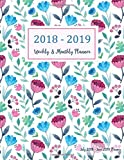 July 2018 - June 2019 Planner: Two Year - 12 Months Daily Weekly Monthly Calendar Planner For Academic Agenda Schedule Organizer Logbook and Journal Planner 2018-2019 8.5 x 11 (Volume 1)