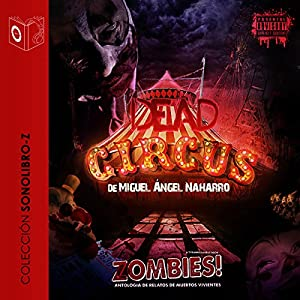 Dead Circus Audiobook