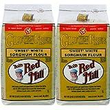 Gluten Free Sorghum Flour 2/22oz Bags Bob's Red Mill