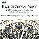English Choral Music [2CD]