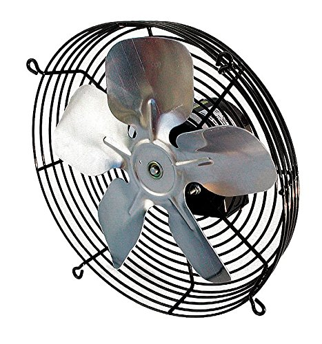 Dayton Exhaust Fan, 7 In, 115 V, 230 CFM - 1HKL2 (7 Inch Exhaust Fan compare prices)
