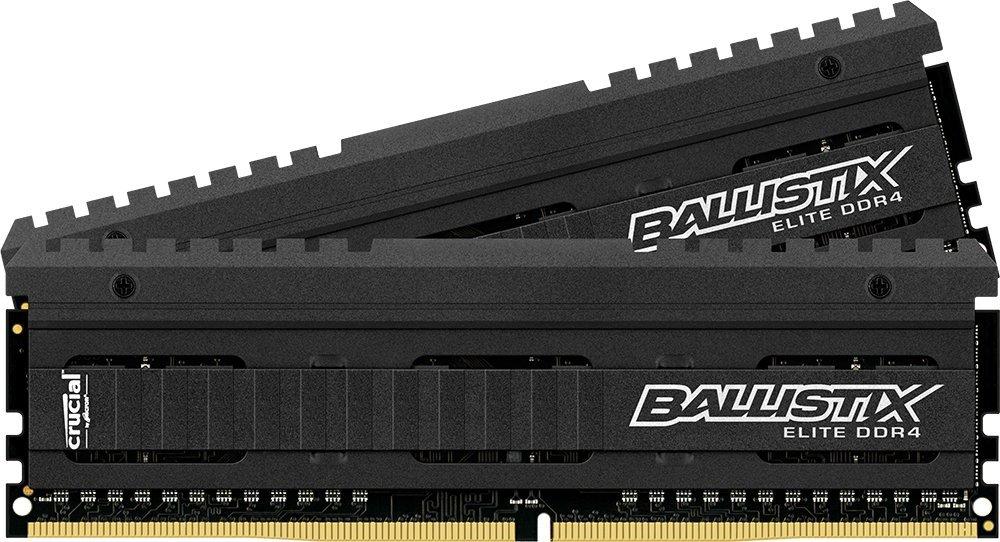 Crucial Ballistix Elite 16GB (8GB x 2) DDR4 DIMM Memory Module Kit