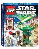 echange, troc Star Wars LEGO : La menace Padawan [1 DVD - 1 Blu-ray] [Blu-ray]