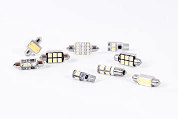 Osram® SMD LED Innenraumbeleuchtung VW Caddy 4 Innenraumset