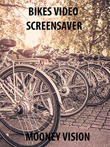 Bikes Video Screensaver Set To Music
