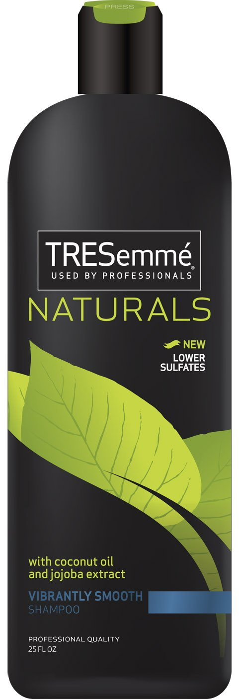 Tresemme Naturals Vibrantly Smooth Shampoo, 25 Ounce (Pack of 2) $8.78