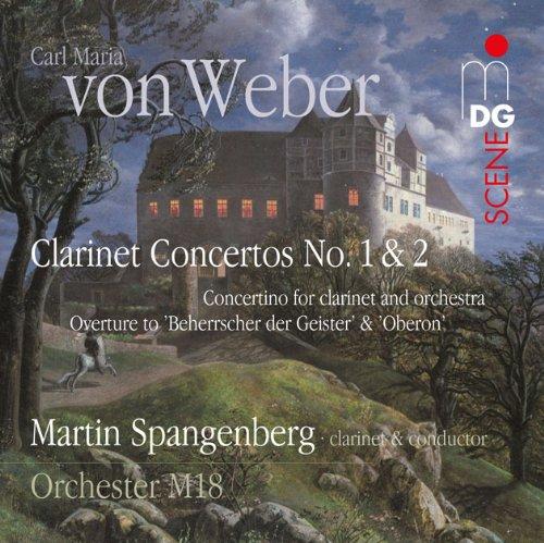 WEBER / SPANGENBERG / ORCHESTER M 18