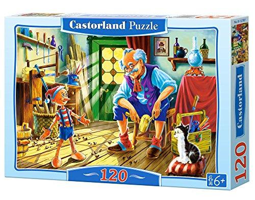 jigsaw puzzle 120 Pinocchio