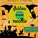 Golden Records Spooky Halloween Hits