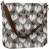 Maika Cosmetic Sling Crossbody Bag, Petalia