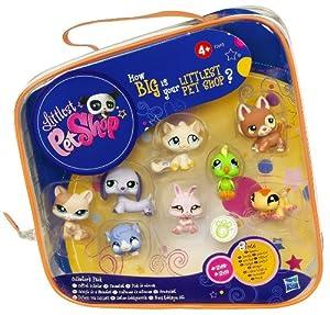 amazon   littlest pet shop collector s starter pack