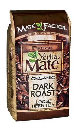 Отзывы The Mate Factor Dark Roast Loose Tea