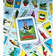 Autentica LOTERIA Mexican Bingo Set 20 Tablets Colorful and Educational!