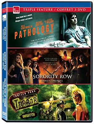 Pathology / Sorority Row / Trailer Park Of Terror