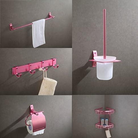 colore cremagliera di tovagliolo/Spazio alluminio/Asciugamano/Salviette/accessori per il bagno/Bagno accessori hardware set-C