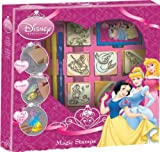 Multiprint Disney Princesses Magic Stamps Rubber Stamp Set