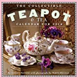 Annabel Freyburg The Collectible Teapot & Tea Calendar 2014