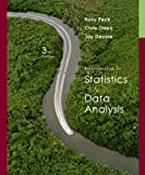 Student Solutions Manual for Peck/Olsen/Devore's Introduction to Statistics and Data Analysis, 3rd (0495118761) by Peck, Roxy