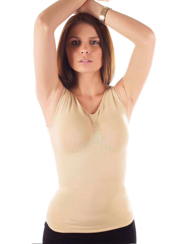 Damen figurformendes Miedertop, Shapewear, in verschiedenen Farben und Größen, 9738 bestellen
