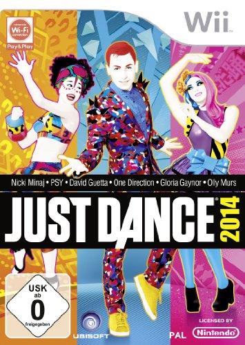 Just Dance 2014 - [Nintendo Wii]