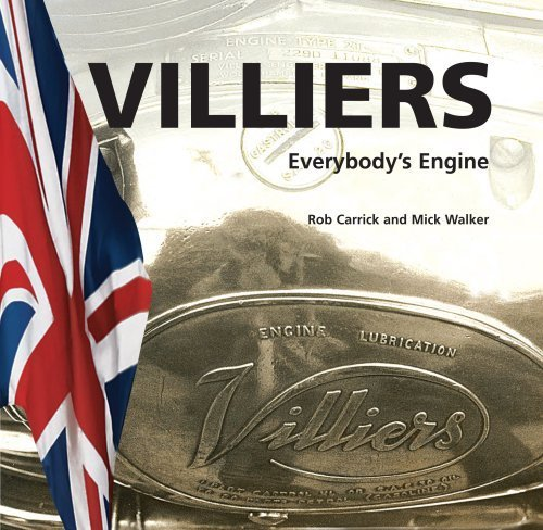 Villiers Everybody's Engine (Consign) by Rob Carrick and Mick Walker (2010-05-14) PDF