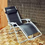 NEW GARDEN PATIO TEXTOLINE CHAIR RECL...