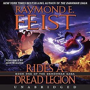 Rides a Dread Legion Audiobook