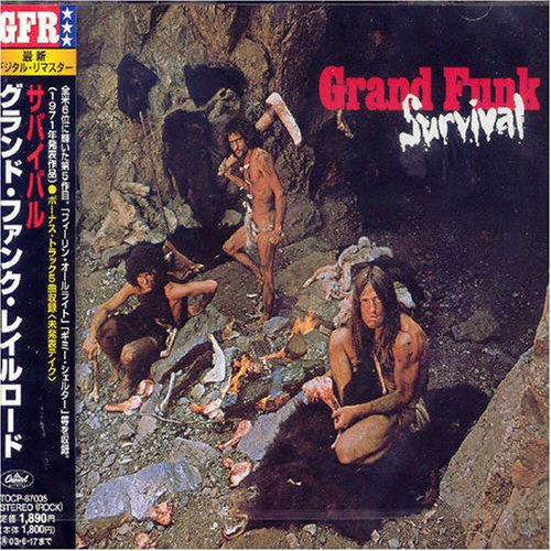 Grand Funk Railroad - Survival (remaster) - Zortam Music