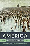 img - for America: A Narrative History (Brief Tenth Edition) (Vol. One-Volume) book / textbook / text book