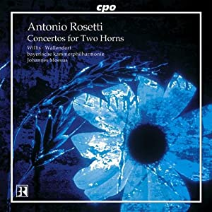 Rosetti: Concertos for Horn & Orchestra  / Notturno