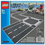 LEGO City 7280 - Rectas y Cruces