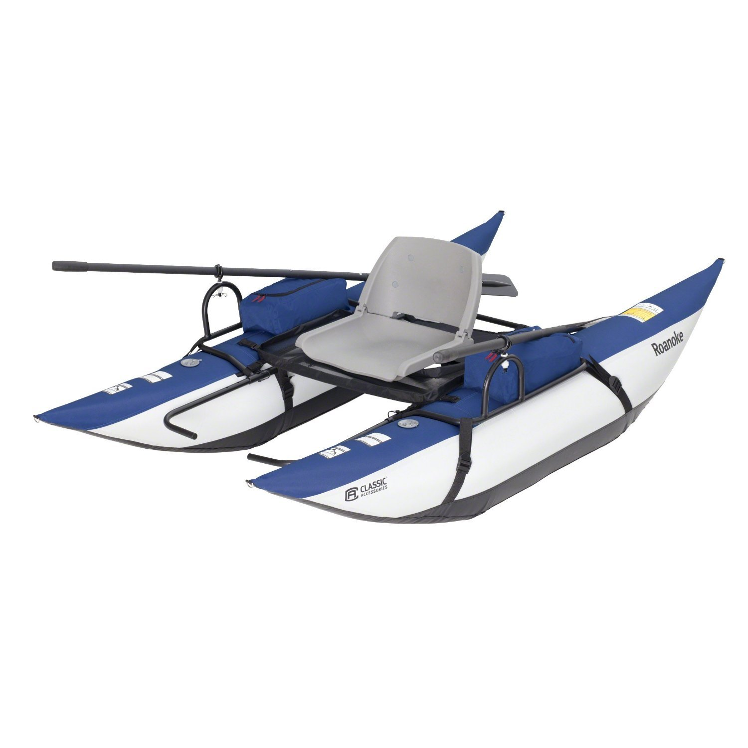 Classic Accessories Colorado Xt 9ft Pontoon Boat: What Are The Best Inflatable Fishing Boats? [Buying Guide