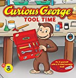 img - for Curious George Tool Time (CGTV Board Book) book / textbook / text book