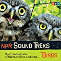NPR Sound Treks: Birds: Spellbinding Tales of Flight, Feather, and Song Radio/TV Program by  NPR Narrated by Jon Hamilton