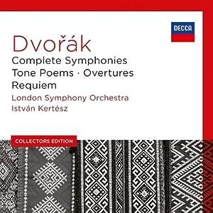 Dvorak: The Symphonies & Tone Poems (Decca Collectors Edition)