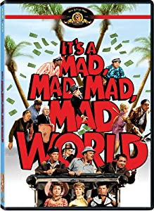 It's a Mad, Mad, Mad, Mad World by MGM (Video & DVD)