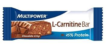 Multipower - L-Carnitin Bar - Vanille Crisp