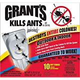Grants 100500090 Ant Bait & Trap Stakes 10-Count (Pack of 2, 20 Total Stakes)