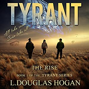Tyrant: The Rise Audiobook