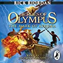 The Mark of Athena: Heroes of Olympus, Book 3 (       UNABRIDGED) by Rick Riordan Narrated by Joshua Swanson