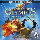 The Mark of Athena: Heroes of Olympus, Book 3 Hörbuch von Rick Riordan Gesprochen von: Joshua Swanson