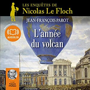 L'année du volcan (Les enquêtes de Nicolas Le Floch 11)   Livre audio