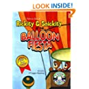 Rickity and Snickity at the Balloon Fiesta