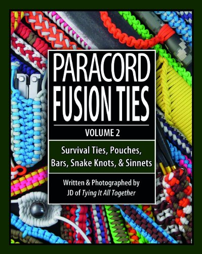 Paracord Fusion Ties - Volume 2: Survival Ties,
