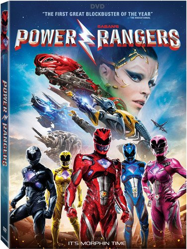 DVD : Power Rangers (Widescreen, , Dolby, AC-3)