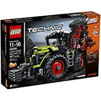 1977-Piece LEGO Technic Claas Xerion 5000 Trac VC Building Kit (42054)