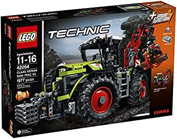 Lego Technic Claas Xerion 5000 Trac VC 1977-Piece Building Kit