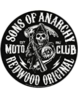 Sons Of Anarchy Moto Club Reaper Autocollant